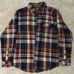 Other - Flannel Button-Up Shirt